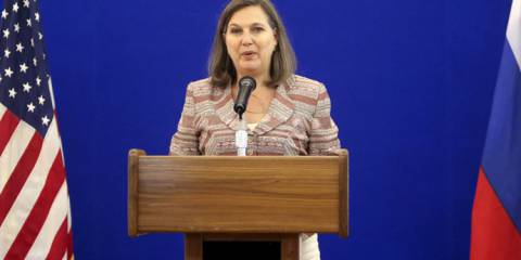 U.S. Assistant Secretary of State for European and Eurasian Affairs Victoria Nuland | Photo: Reuters, Sergei Karpukhin