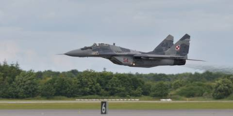 NATO Summit Tells Eastern Europeans to Get Rid of Russian Weapons