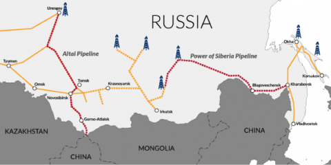 New Trans-Siberian Pipeline Means China Will Not Need US Natural Gas