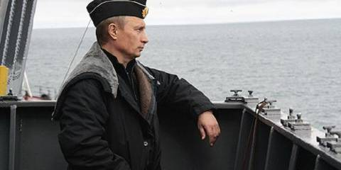 Defense cuts — part of Putin's sneaky strategy to conquer the civilized, diabetic west