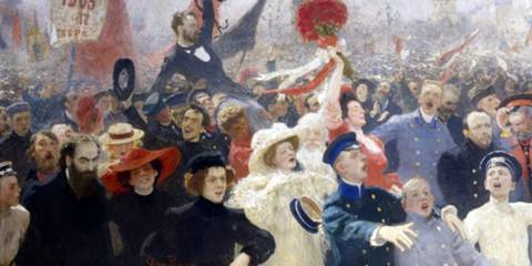 BOOK REVIEW: The Making of Holy Russia: The Orthodox Church and Russian Nationalism Before the Revolution