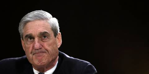 Robert Mueller is Red-Pilling Politically Moderate Americans