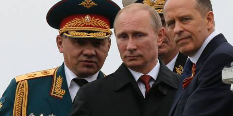Russians Spooked by Nukes-Against-Cyber-Attack Policy