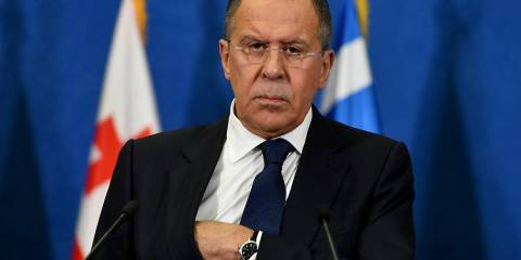 Need an adult? Call Sergey Lavrov