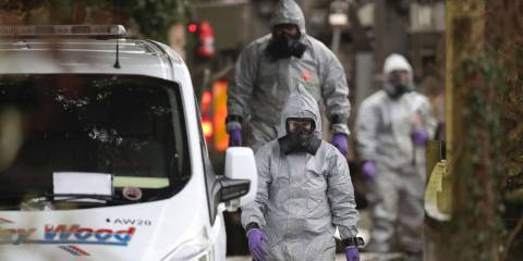 First Recorded Successful Novichok Synthesis Was in 2016 – by Iran, in Cooperation With OPCW