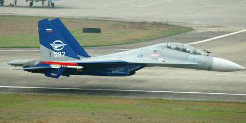 Angola Has Trouble Paying for Its Order of Russian Su-30 Fighters