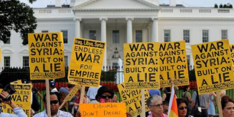 Massive US and EU Street Protests Are the Only Way to Avoid War
