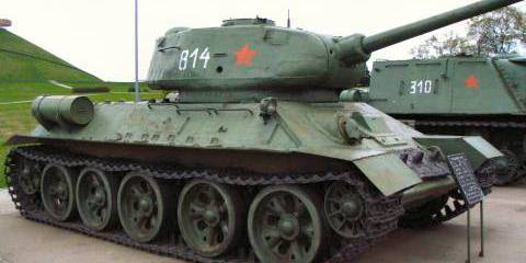 Т-34: смертоносный танк, выигравший Вторую мировую войну?