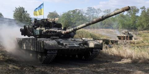If Ukrainian Army Attacks Donbass Again It Will Take Russia Crossing the Border to Stop It
