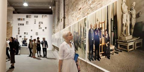 Венецианское биеннале - 2015. Украина опять оскандалилась - RI