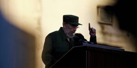 Фидель Кастро верит, что Россия и Китай спасут мир