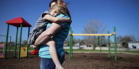 Почему быть ребенком малоимущих особенно плохо в США