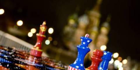 Геополитика для чайников:  Борьба за евразийский ключ к господству над миром