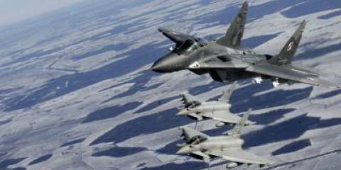 НАТО нагнетает напряженность на Балтике