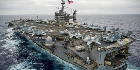 US Navy Re-establishes Atlantic Fleet to Confront Russia