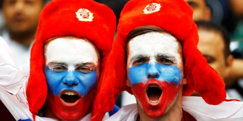 How Many People Are Rocking the World Cup From Which Countries? - Russia Breaks Records