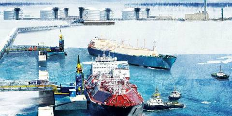 Russia Has a New Gas Giant. Novatek Races Ahead of Gazprom in Market Valuation