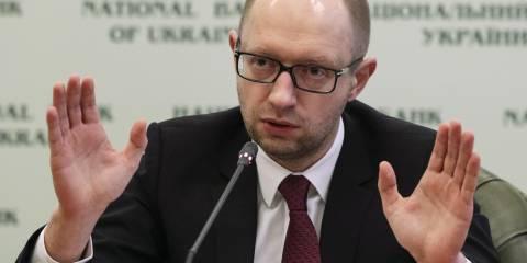 Яценюк: Киев остановит геноцид на востоке Украины, только если