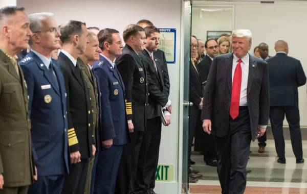 Why Trump Cannot Control the American Military