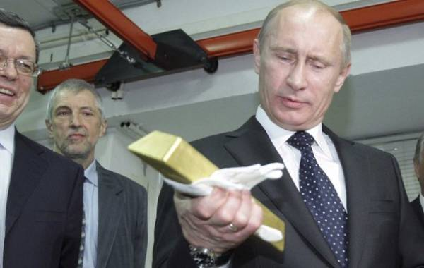 Russia Is Rapidly De-Dollarizing Its $500bn Foreign Reserves
