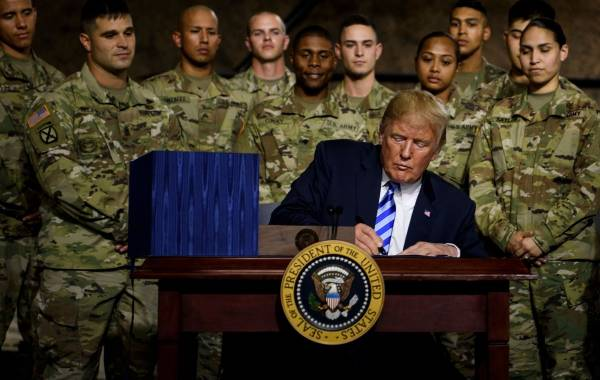 Trump Signals He Reserves Right to Defy Anti-Russia Provisions in New $731bn Defense Bill