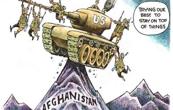 Why the US Fears Russian Peacemaking in Afghanistan