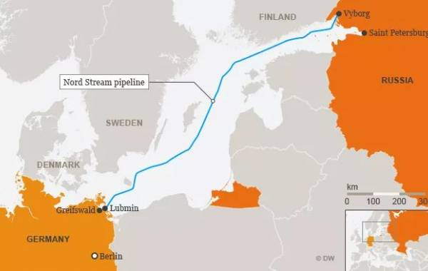 Globalists Go All Out to Stop Russia's Massive Gas Pipeline to Germany (Russian TV News)