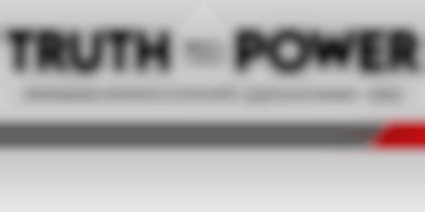 Publisher of Russia Insider Starts General News Site 'Truth to Power' - Help it Take Off!