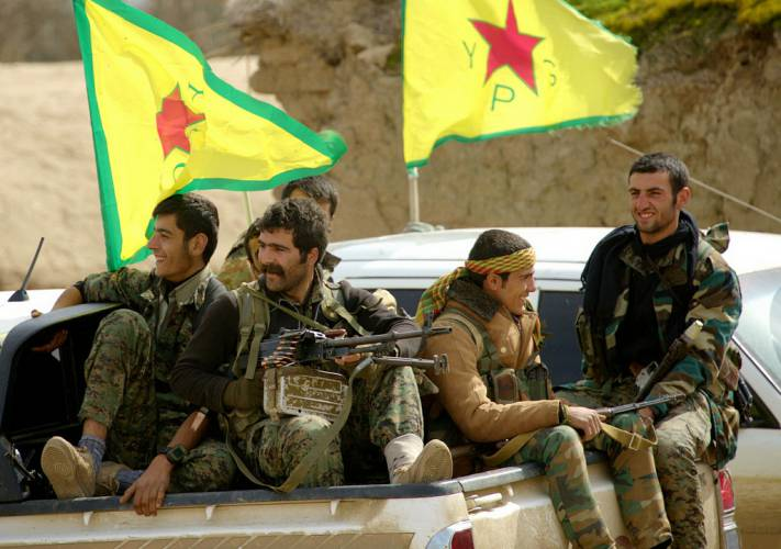 YPG colors