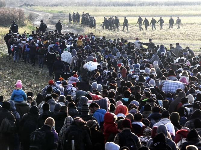 EU's migrant crisis