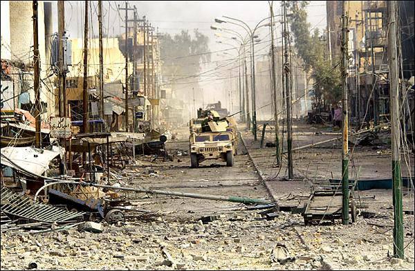 Fallujah, Iraq, 2004