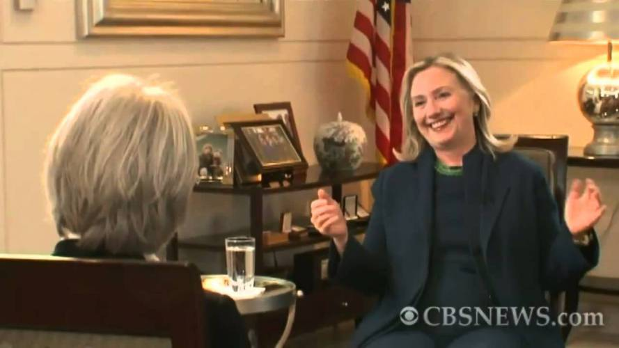 """You should have seen Qaddafi's face when I released the flying monkeys!"""