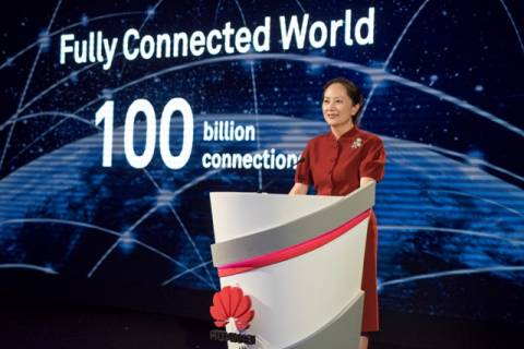 China Is Beating the US in 5G – That's Why the US is Attacking Huawei (Russian TV News)