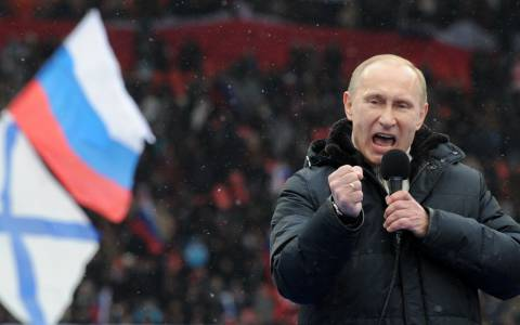 Putin Announces Bid for 2018 Russian Presidential Race