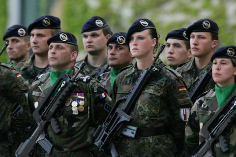 France and Germany Seriously Considering Replacing NATO With an EU Army