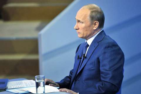 Putin said new challenges and threats forced many countries to revise their military doctrines and modernize their armed forces