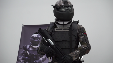 Russia's New Combat Suit Gets A Nuke Resistant Upgrade