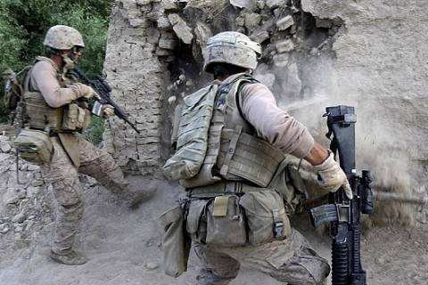 Pentagon Admits: No Actual Evidence Russia Gave Arms to Taliban