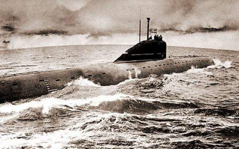 How Russia Lost a Lethal Nuclear Submarine (And Never