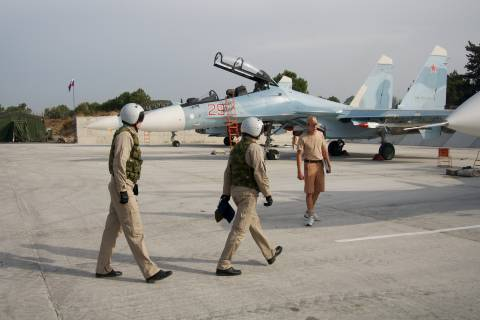 Russia is looking to end the war in Syria—not escalate it