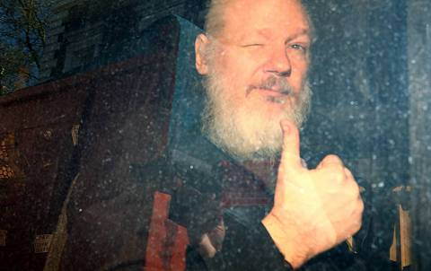 Assange Arrested, Brexit Squashed – Just Another Day in the Empire