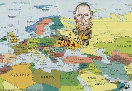 Ukraine Launches Gas War on…Ukraine