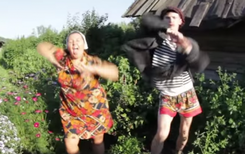 FUNNY: Viral Russian Parody of Smash Hit 'Hideaway' Depicts Typical Village Life (Music Video)