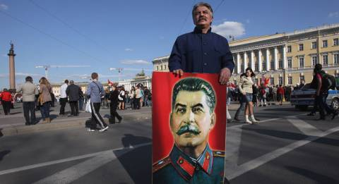War hero? The Hitler-Stalin pact gave Russia valuable time to build up her military capability | Photo: EPA / Vostock Photo