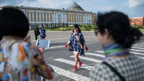 Safety Makes Russia One of the Top Ten Most Visited Countries