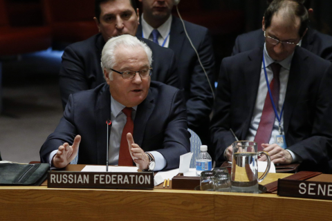 Churkin was never afraid of telling the truth