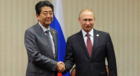 Japanese Determined to Sign Treaty With Russia, Resolve Kuril Islands Dispute