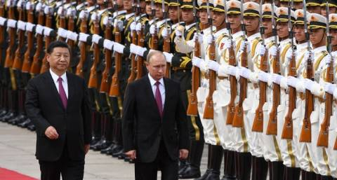 China-Russia Rapprochement is Still Firing on all Cylinders