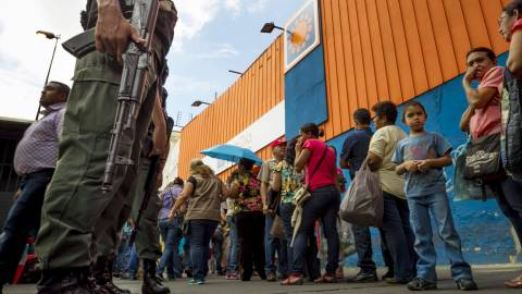 Venezuelan Government Powerless to Alleviate Its People's Suffering