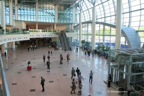 See For Yourself, 30 of the New, Modern, Amazing Airports of 'Stagnating Russia' (Great Pictures)